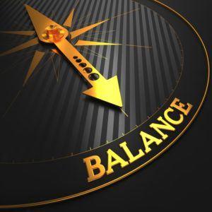 Regnskapet må balansere
